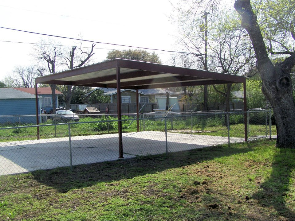 stand alone carport large san antonio carport patio