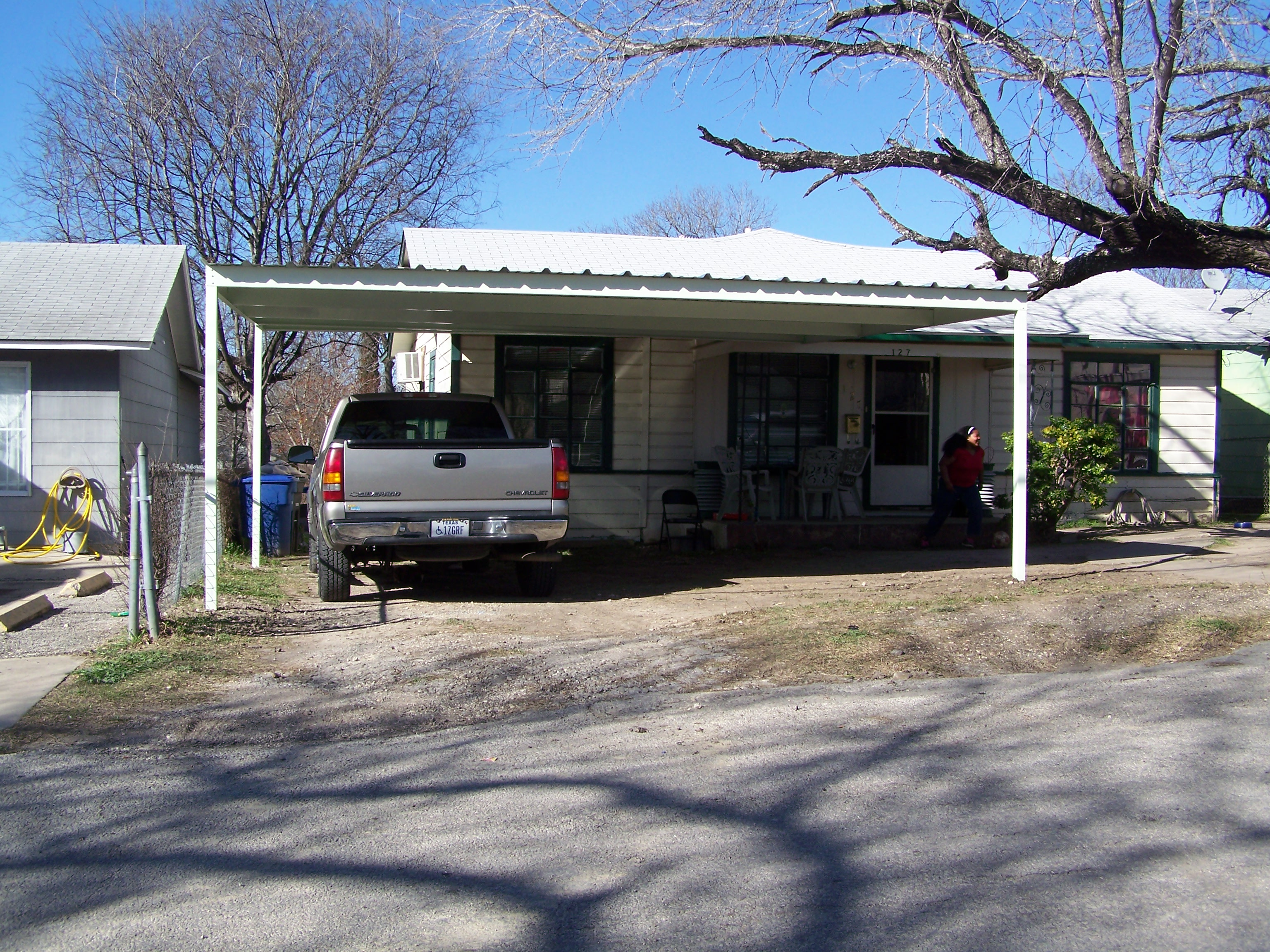20100410 27 carport patio covers awnings san antonio for Covered car port