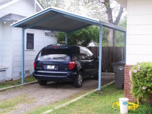 Stand Alone Carport Gabled A Frame South San Antonio