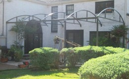 Awning Curved Carport