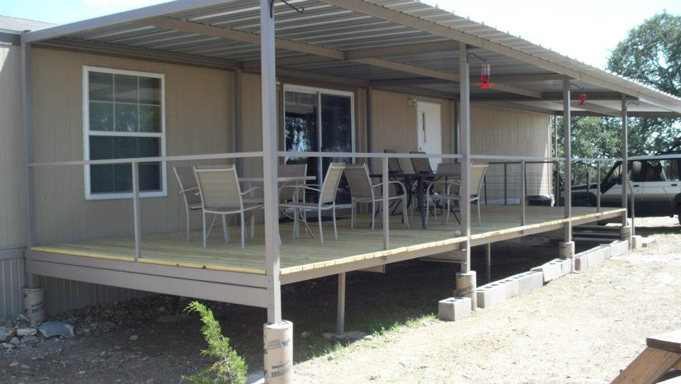Ranch Trailer Patio Cover Deck Carport Patio Covers