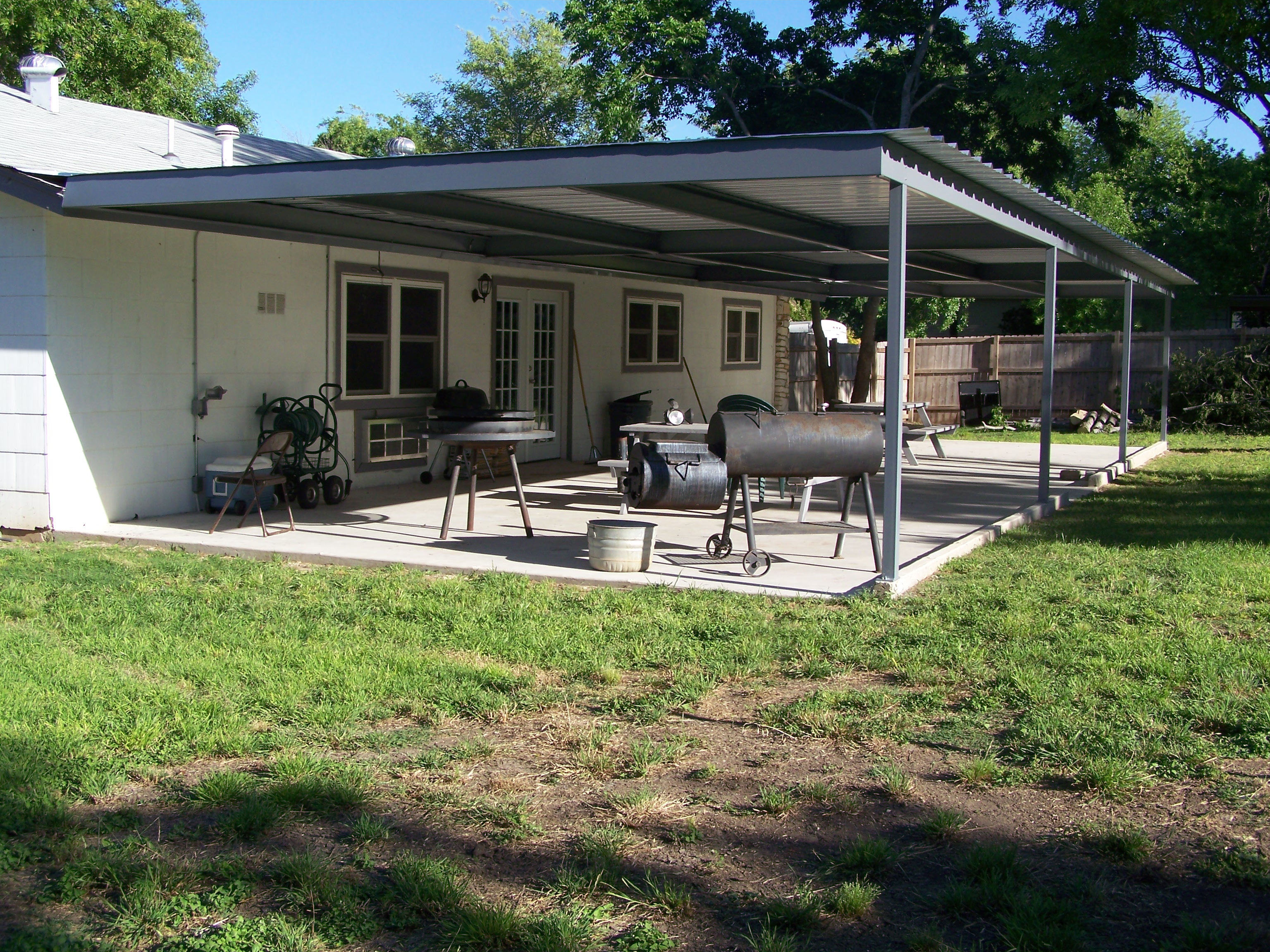 55x20b - Carport Patio Covers Awnings San Antonio - Best ...