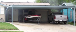 Norton carport South San Antonio c
