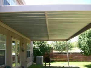 Beautiful Patio Cover Awning White F
