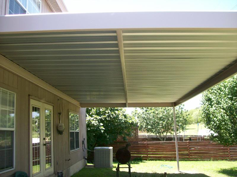 custom steel patio awning thousand oaks san antonio carport