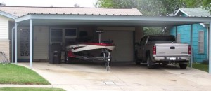 carport picture San Antonio
