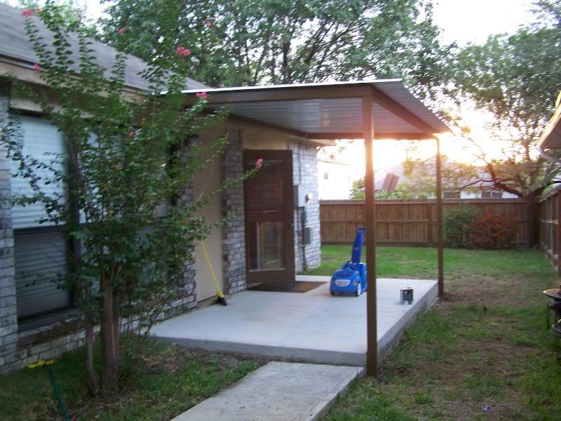Small Carport Covers : Small awning carport patio covers awnings san antonio