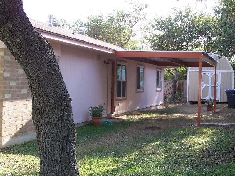 small awning - Carport Patio Covers Awnings San Antonio ...