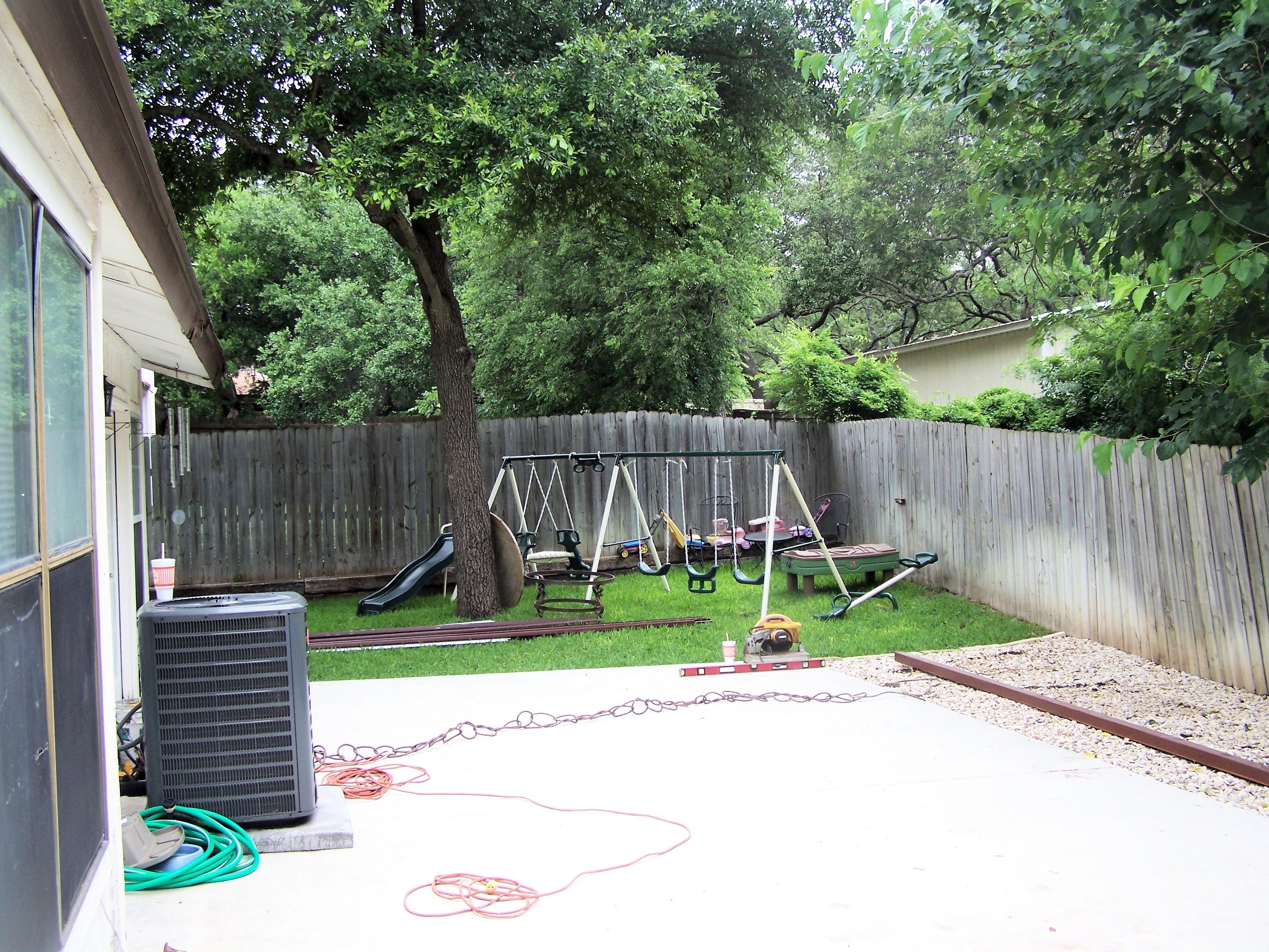 14x24 Metal Carport : Attached lean to patio cover north west san antonio