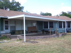 All Steel Attached Home Patio Awning Northwest San Antonio