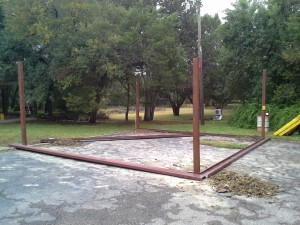 20 x 20 carport  free standing (3)