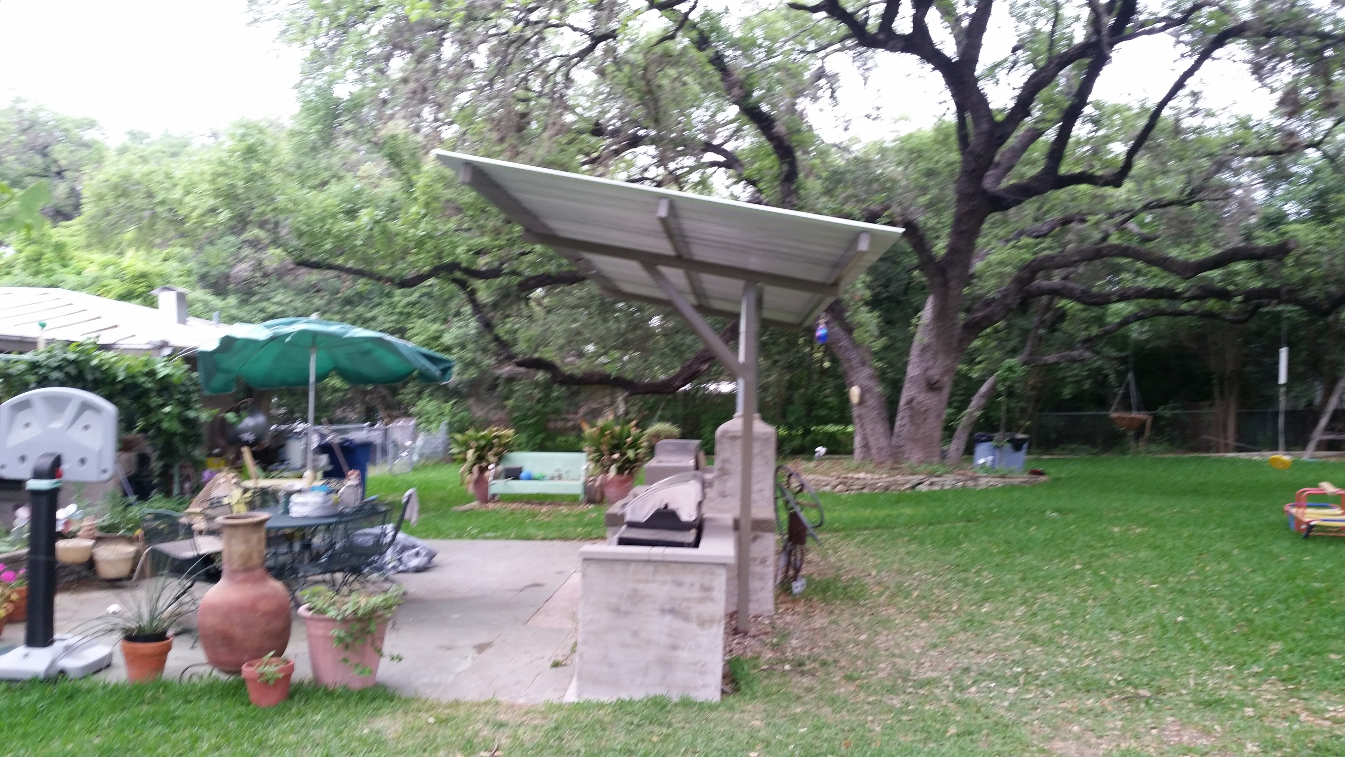 Cantilever Barbeque Cover 8 24