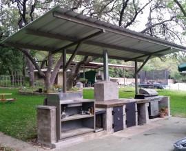 Cantilever Barbecue Cover San Antonio