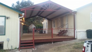 Adkins Carport and Patio Cover Custom