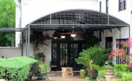 Patio Cover Curved Arched Awning Castle Hills