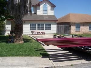 Carport Porch addition 21x30 a