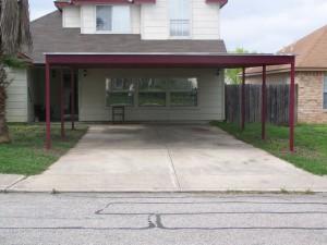 Carport Porch addition 21x30 c