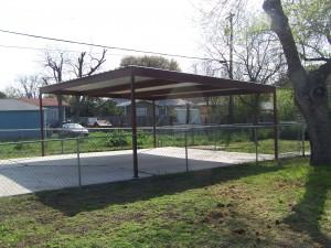 Metal Carport North Central San Antonio