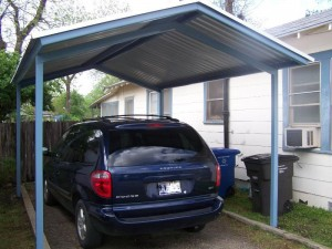 Carport stand alone san Antonio picture