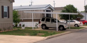 Carport San Antonio Detached Stand Alone
