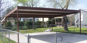 Carport San Antonio Large Stand Alone