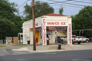 Commercial Free Hanging Awning San Antonio Texas