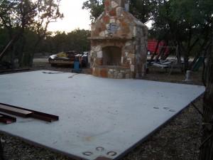 Custom Pole Barn and Pavilion Pike Creek, Texas