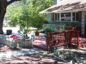 Northwest San Antonio Attached Carport