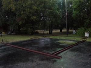 20 x 20 carport  free standing (2)