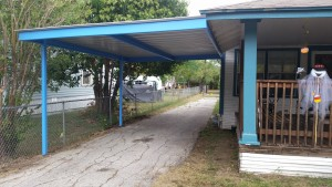Carport West San Antonio 78228