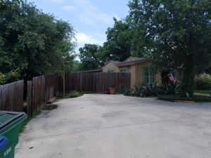 San Antonio, Texas carports