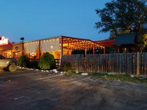 Sandra's Cantina, Spring Branch Texas Patio Awning